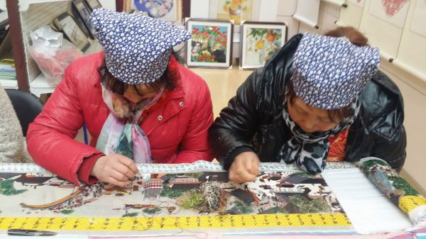 咸阳农特产品展销暨网商年货节举办